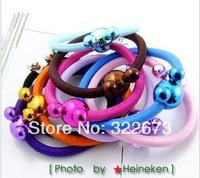 Candy color hair rope mickey mickey free shipping