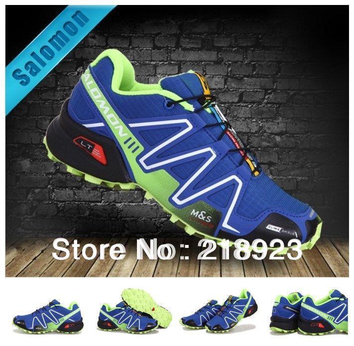 новые прибыл Salomon обувь Мужская спортивная