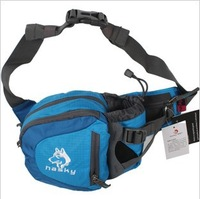 Free shipping /Sled dogs portable outdoor travel bag waist pack small type multifunctional sports waist pack