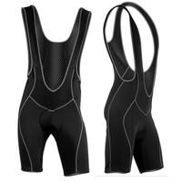 WOLFBIKE Riding Sport Vest Men's Cycling Clothing Bicycle Straps Sportswear Bike Bib Shorts 3D Coolmax Padded Braces Pants