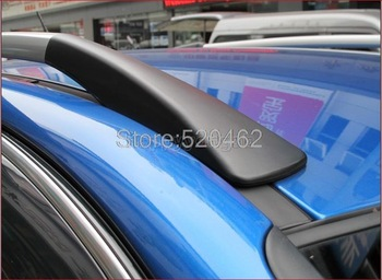 Factory Style Black Roof Racks Aluminium For Mazda 5 2011 new 2pcs
