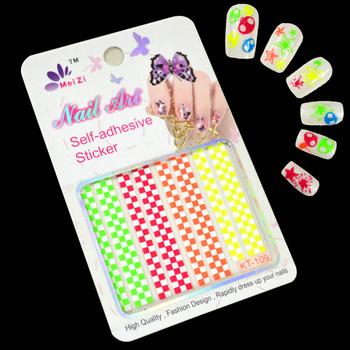 3D Nail Art Sticker / Nail Art Decals  KT-18