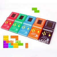 Free Shipping Random Delivery Tetris Game machine Electronic Game Toys