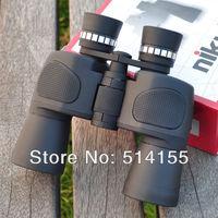 Nikula 10X50HD/ High Quality Brand Binoculars high definition Binocular Telescope For Outdoor Camping Free Shipping