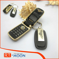 GSM single card Bentley GT key mini  Phone camera chart car key cell phone mobile phone,car phone,luxury phone Free shipping