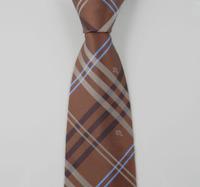 Factory On Sale! 100% Silk Stripe Tie Necktie Classic Man's Ties Necktie Men's suits tie Necktie Wide stripe red and white B23