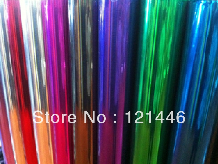 SALE auto film (HONG TAI) color alteration electroplate(China (Mainland))
