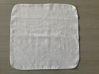 30cm x 30cm Super Soft Muslin Cloth 100% Natural Cotton Gauze Cheese Cloth Facial Cleaning Cloth