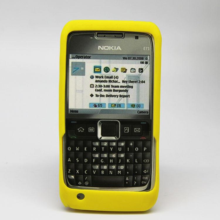 Silicon Nokia E71 Case For Nokia E71 High