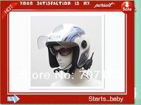 2014 New 1200m Talk Range 6 Riders Multi-function Motorcycle Helmet Intercom Headset Interphone Bluetooth 10pcs a lot free DHL