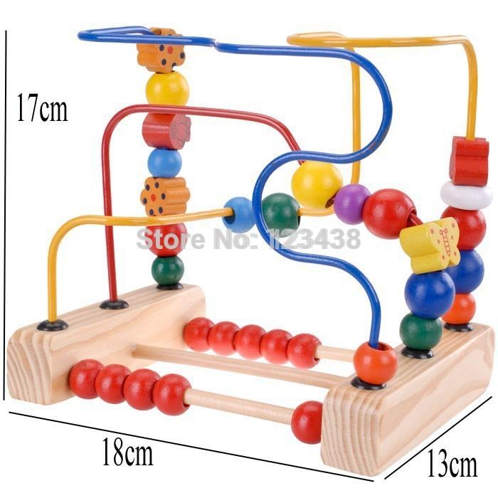 Bead Roller Coaster Roller Coaster Bead Maze