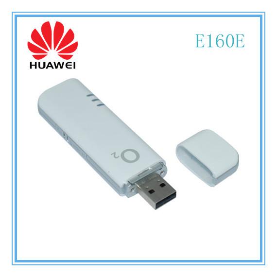 HK Free shipping Unlock Huawei E160E HUAWEI E160 E160G HSDPA 3G Modem 3G USB Modem/Data Card/Stick,Support external antenna(China (Mainland))