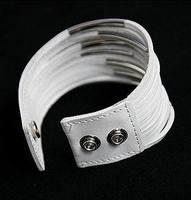 CCB013   Wholesale Korean Jewelry New Fashion Bracelets Leather Bracelet Bangle