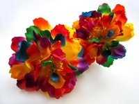 12  Artificial Silk Peony Flower Heads 4 inches