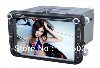 Vw Tiguan 2012 Car DVD Player Support  Ipod GPS Navigation/Mp3 Playing/AUX/HD 1080P Playing+Map card