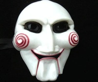 Halloween masquerade party male saw mask carnival masks