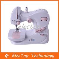 Free Shipping 2013 New Multifunction Household Electric Desktop Mini Sewing Machine