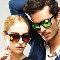 2014 NEW oculos de sol Eye Glasses Vintage Fashion Summer Cool Sunglasses Women Men Brand Designer