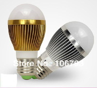 10pcs Dimmable Bubble Ball Bulb AC85-265V 15W E14 E27 B22 GU10 High power Globe light LED Light Bulbs Lamp Lighting