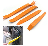 2013Removal tool 4pcs-Car Radio Door Clip Panel Trim Dash Audio Removal Pry Tool Kit-Wholesale/Drop shopping[a002032]