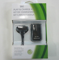 FREE Singapore post,4800mAh Ni-MH Rechargeable Battery Pack+ Charger Cable for Xbox 360
