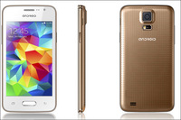 Mini S5 Smartphone 4.0 inch Android 4.3 MTK6572 Dual core 3G GPS WIFI Bluetooth Daul Sim Mini i9600