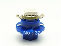 10XT5 Car B8.4D automotive vehicle Indicator Interior bulb Instrument lamp LED Lights12VDC Auto Dashboard Speedo lamp white blue