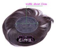 "Alibaba aliexpress queen 8"" straight brazilian virgin natural human hair toupee for women or men your nice hair free shipping"