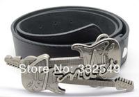 Fender Guitar Belt Buckle with Free belt , Free shipping worldwide