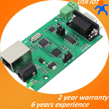 RS232 RS485 Serial to Ethernet TCP/IP module - 6 years experience