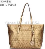FREE SHIPPING FASHION WOMEN'S HANDBAG BAG WOMEN'S SHOULDER BAGS 4 COLOR #6006 brand