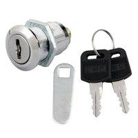 Cam Lock for Door Cabinet Mailbox Drawer Cupboard 25mm + Keys