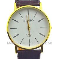 Men women Quartz Dress Watch Female Leather Casual Watches Clock Male Casual Wristwatches Orologio relogio feminino masculino