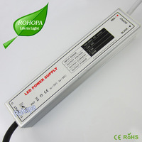 Hot seller! 30W waterproof constant voltage LED driver LED transformer DC12V CE approved for LED lighting power supply