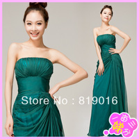 fashion design slim long slim waist evening dress evening dress 026
