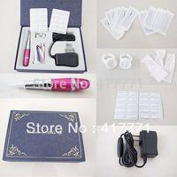 Permanent Makeup Eyebrow Pen Machine Needle cap  Make up Kit Free Shipping