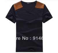 Hot sale!!! !!2013 new shirt shirt men T shirt leisure fashion, men's shirt, 100% cotton T-shirt free shipping!,021