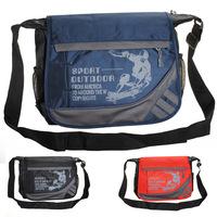Sports Guy school bag Oxford cloth men Shoulder Messenger bags cool boy  outdoor college schoolbags 3 clor