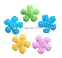 Home Decorations - Stuffed Cotton Fabric  Flowers Decorations - Free Shipping