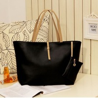 New 2013 Fashion Casual women leather handbags ,Huge Volume Handbag Shoulder Bag Purses Chains Totes best messenger bags