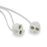 15X LED MR16 Socket wire, G4, G6.35, Gy6.35, Gx5.3 Mr16, Gz4 Mr11 Base Socket LED Lamp Socket holder Base Halogen