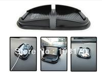 Multi-functional car Anti Slip pad Rubber Mobile Phone Shelf Antislip Mat For GPS/ MP3/ / Cell Phone Holder