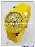 Brand new fashion lady's watch Japan band quality quartz watch Acrylic style / free shipping
