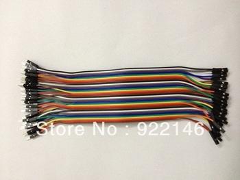 40 Pin 20CM  Premium Male Female Jumper Wires