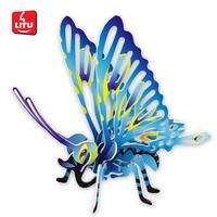 LITU 3D PUZZLE_insect_4 designs/lot     style No.5103