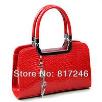 Women's handbag 2013 New fashion leisure  bags Fish-scale package shoulder bag Wholesale Price 4colors