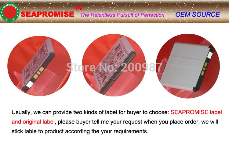 Retail BST 33 BST 33 BST33 battery for sony ericsson C702 C903 F305 G900 K550i K630i