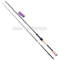 Trulinoya PRO FLEX C702M FUJI Casting Fishing Rods 2.1m Free Shipping via EMS