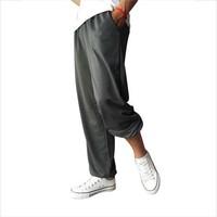 Free shipping /Summer thin model sports convergent hip-hop cotton pants pants man basketball pants pants