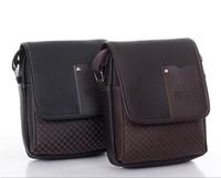Free shipping 2013classical men bag, men bag leather, men bag shoulder, excellent quality.NB33